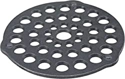 Lodge Logic L8DOT3 Pre-Seasoned Cast-Iron Meat Rack/Trivet, 8-inch