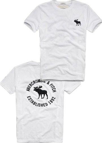 Abercrombie & Fitch(アバクロンビー & フィッチ)アバクロ メンズ トップス半袖 Tシャツ (クルーネック) カットソー [並行輸入品]