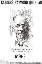 Cahiers raymond queneau n° 20-21 / dossiers…