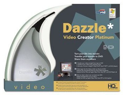 Dazzle Video Creator (Platinum Edition) (2006) (PC)
