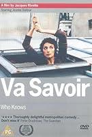 Va Savoir [DVD] [2002]