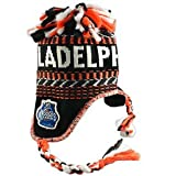 Reebok Philadelphia Flyers 2012 Winter Classic Tassle Knit Hat One Size Fits All