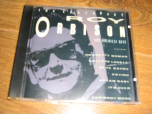 Roy Orbison - the legendary roy orbison the greatest hits 1988 - Zortam Music
