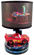 KNG Disney's  Cars Super Charged Lamp