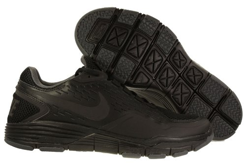 Mens Nike Free Xilla TR Running Shoe Black/Dark Gray/Black Size 10.5