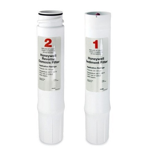 Honeywell 50046086-001 #1 Sediment Filter and #2 RO Filter (Pack of 2) (True Steam Humidifier compare prices)