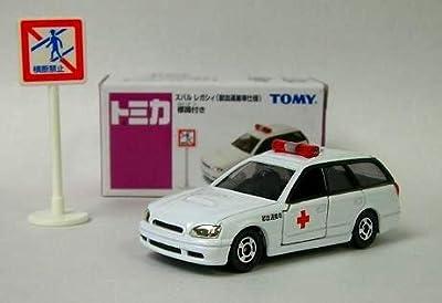 TOMYトミカ【イオン・オリジナル】スバル レガシィ献血運搬車