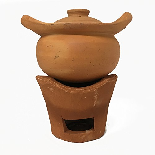 Thai Clay Hot Pot - Large