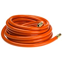 GoodYear 046 3/8-Inch-by-25-Foot Safety Orange Pliovic Industrial Hose