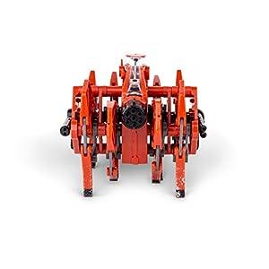 Hexbug Battle Ground Tarantula Fight With Light, Orange
