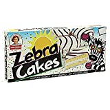 Little Debbie Snacks Zebra Cakes, 10-Count Box (Pack of 6)