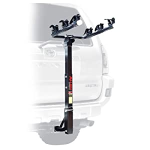 Allen Sports Deluxe 3-Bike Hitch Mount Rack (1.25 or 2-Inch Receiver) by Allen Sports