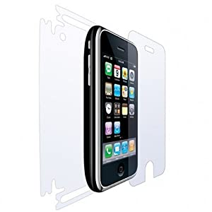 Case-Mate Armor Protective Film Case for iPhone 3G, 3G S (Clear)