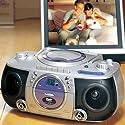 ベアマックス DVDラジカセ 簡単カラオケセット DVD-8150MS