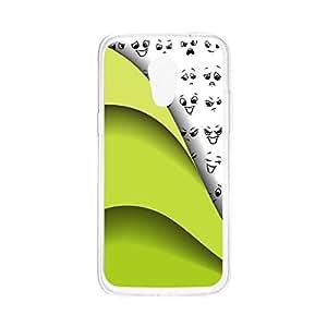 a AND b Designer Printed Mobile Back Cover / Back Case For Motorola Moto G (2nd gen) (Moto_G2_419)