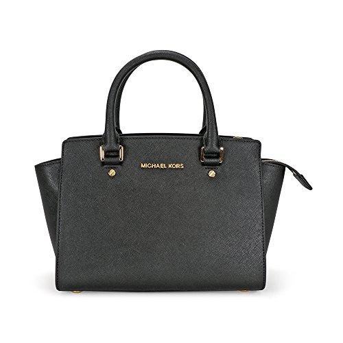 michael-michael-kors-womens-selma-medium-satchel-black