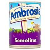Ambrosia Semolina ( 400g x 6 x 1 )