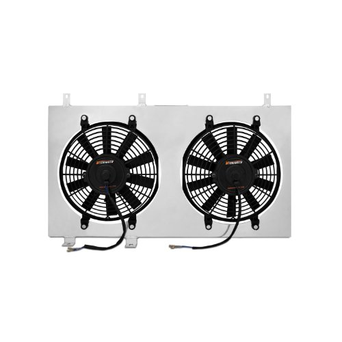 Mishimoto Mmfs-240-89Ka Aluminum Fan Shroud Kit For Nissan 240Sx