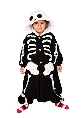 Skeleton Kigurumi (Adults) front-508577
