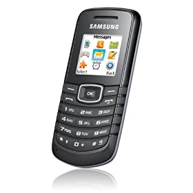 Samsung E1080w Móviles de menos de 20 euros Less than 30$
