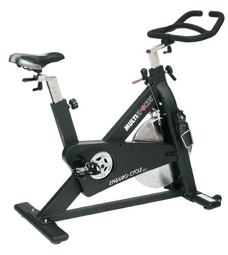Multisports Endurocycle ENC 620L Belt Driven Indoor Cycling Exercise Bike