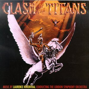 "Cover of ""Clash of the Titans"""
