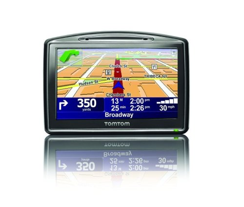 TomTom GO 730 4.3-Inch Portable Bluetooth GPS Navigator