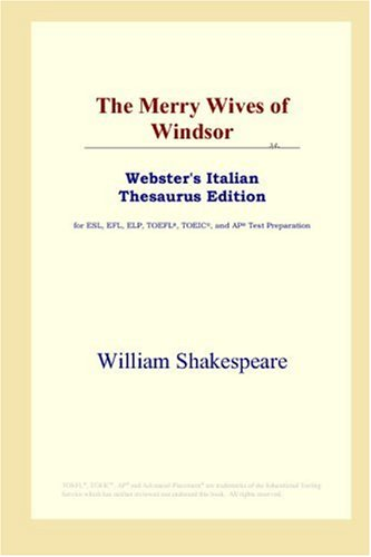 The Merry Wives of Windsor (Webster