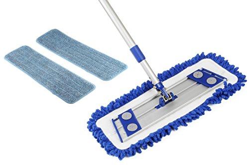 comfit-18-professional-stainless-steel-microfiber-mop-extendable-aluminium-pole-with-3-premium-mop-p