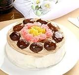 お誕生日ケーキ!  有機豆乳のモンブランシフォンケーキ  【ハンプティ・ダンプティ】 ランキングお取り寄せ
