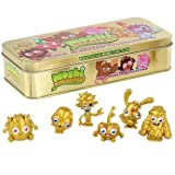 Moshi Monsters Collection Tin (Golden) by Moshi Monsters [Toy]