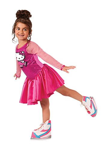 Hello Kitty Figure Skater Dress-Up Outfit
