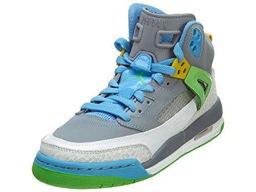 Nike Air Jordan Spizike (GS) Boys Basketball Shoes 317321-056 Stealth 6 M US (Jordan 2013 Shoes compare prices)