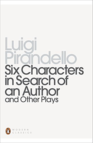 an analysis of six characters in search of an author by luigi pirandello Six characters in search of an author - kindle edition by luigi pirandello download it once and read it on your kindle device, pc, phones or.