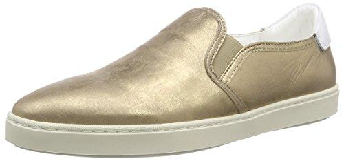 Pantofola d'OroARIELLA - Scarpe da Ginnastica Basse Donna , Oro (Gold (BRONZE)), 38