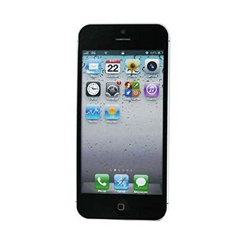 Apple Iphone 5 5G Fake Non Working Replica Dummy Display Phone Model (Black) front-205892
