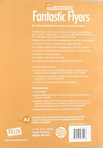 Delta Young Learners English: Fantastic Flyers: An Activity-Based Course for Young Learners