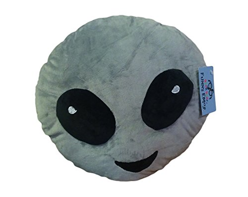 Alien Emoticon Plush