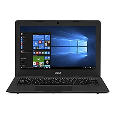 Acer Cloudbook AO1-131 11.6-inch Laptop (Intel Celeron N3050/2GB/32GB eMMC Storage/Windows 10 with Office 365/...