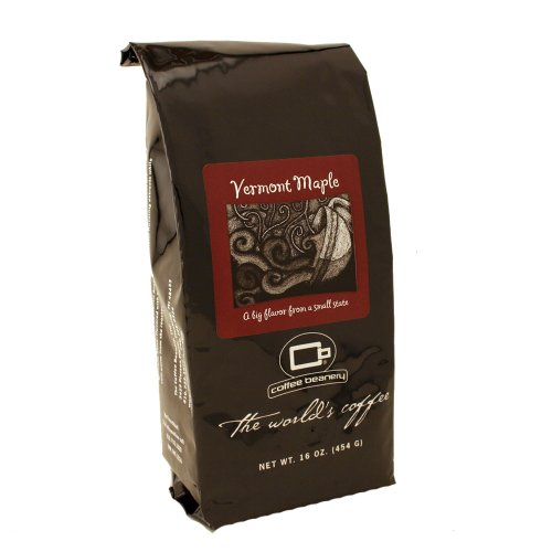 Coffee Beanery Vermont Maple 16 oz. (Automatic Drip) (Maple Coffee compare prices)
