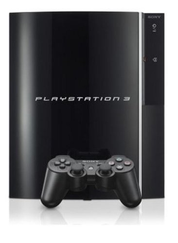 PLAYSTATION 3(40GB) クリアブラック