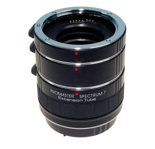 ProMaster Digital Extension Tube Set – fits Nikon Digita