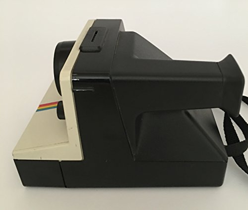 Polaroid OneStep SX-70 White/Rainbow Camera 2