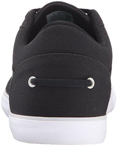 Lacoste Men's Bayliss 316 3 Spm Fashion Sneaker, Black/Grey, 9 M US