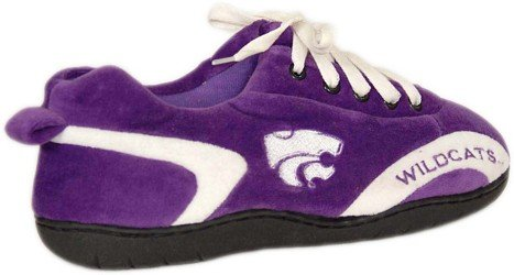 Happy Feet – Kansas State Wildcats – All Around Slippers – Medium
