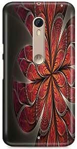 KSC Desginer Hard Back Case Cover For Motorola Moto X Style
