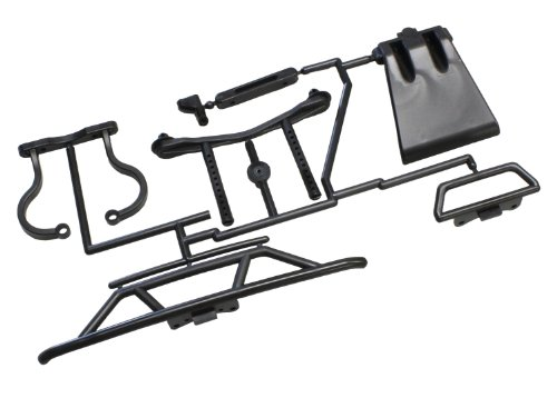 Kyosho DRT Bumper & Body Mount Set - 1