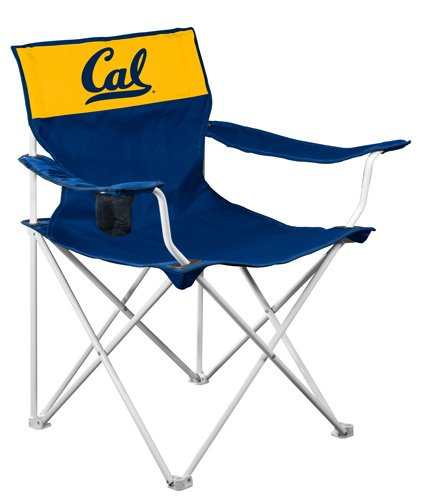 Ncaa California Golden Bears Folding Canvas Chair