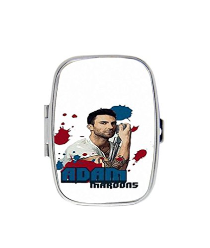 Maroon-5-Art-of-Adam-Levine-custom-rectangle-pill-box