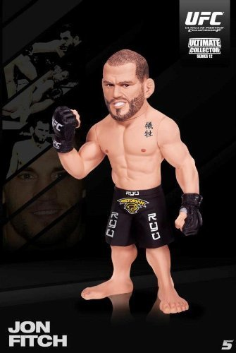 Round 5 UFC Series 12.5 Limited Edition Action Figure - Jon Fitch